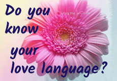 Why knowing your love language is so important