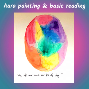 Aura Paintings & Basic Reading
