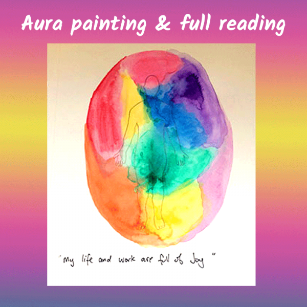 Aura Painting & Full Reading