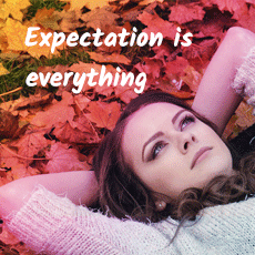 Expectation is everything