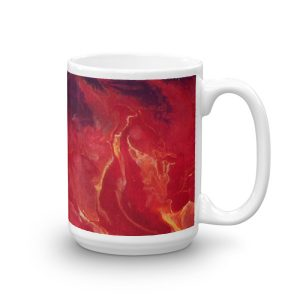 15 oz mug, Accessing Your Creative Passion