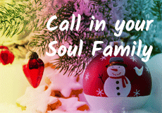 Call in your soul family