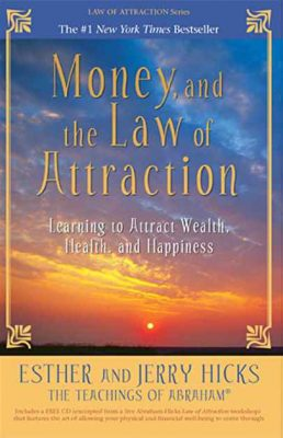 money and law of attraction book on why mindset is so important