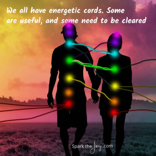 We all have energy cords